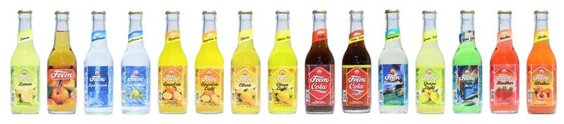 Billig sodavand fra Frem